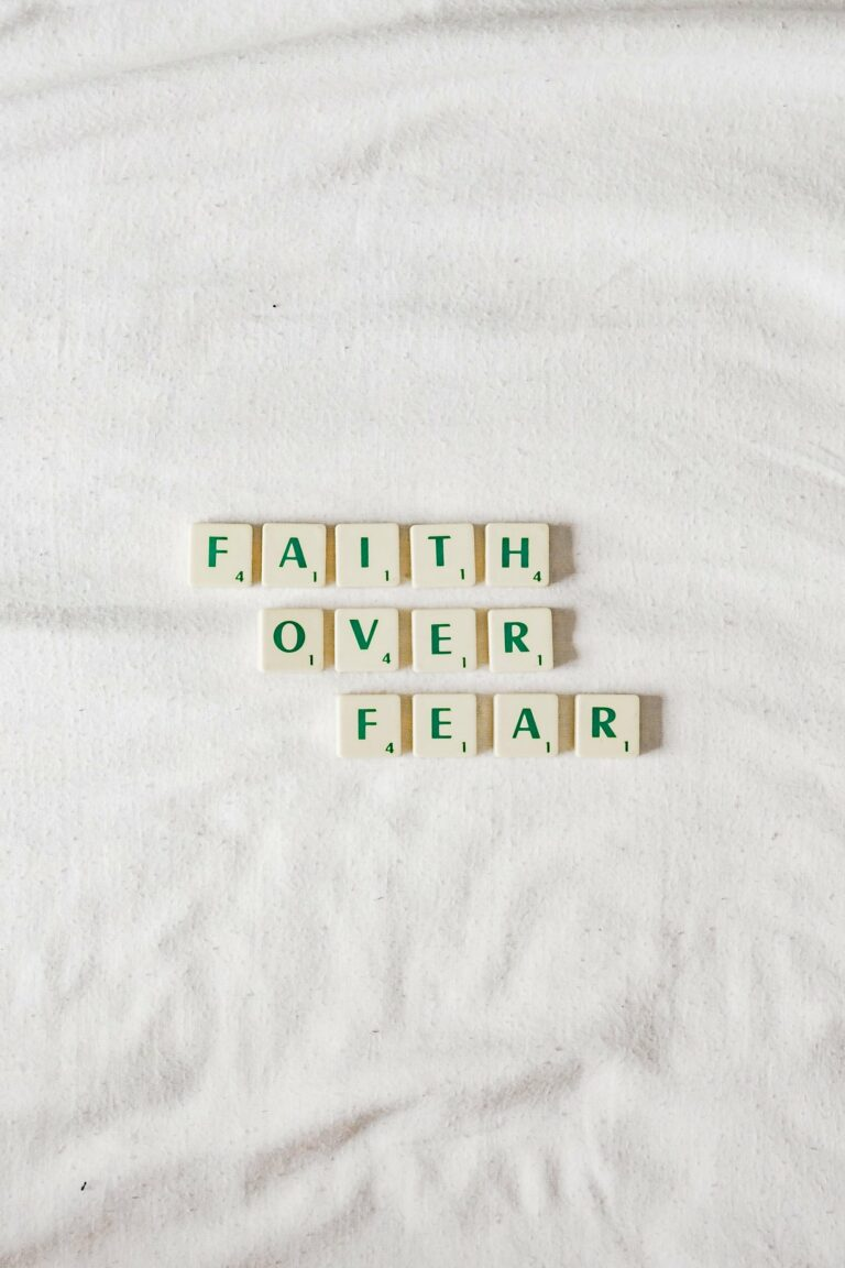 Overcoming Fear – Part 2